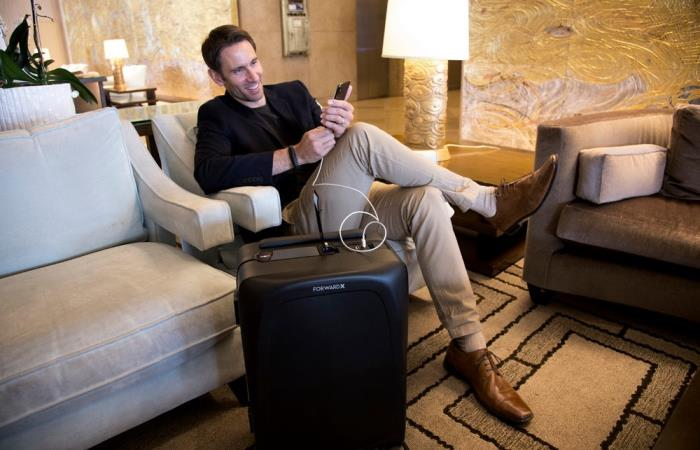 Лучший чемодан на планете.