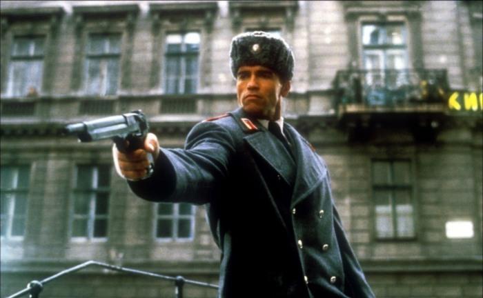 Пистолет был специально сделан для фильма. /Фото: rbth.com.
