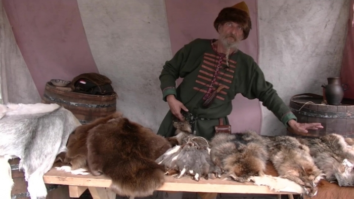 Долгое время пушнина была одним из стратегических товаров Руси. /Фото: vk.com.