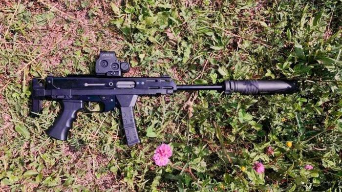 Вот такое гражданское оружие. /Фото: molot.biz.