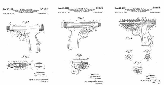 Пистолет создавался для самообороны. /Фото: mirtesen.ru.
