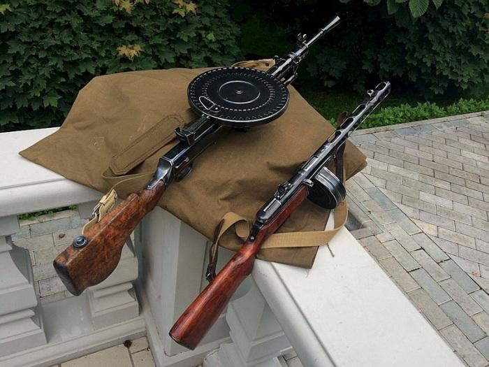 Армии требовалось новое оружие. /Фото: guns.allzip.org.