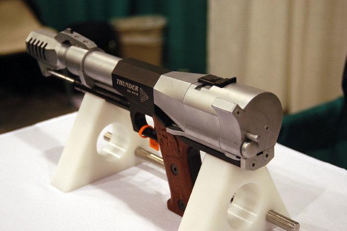 Лучше охотничьей винтовки.