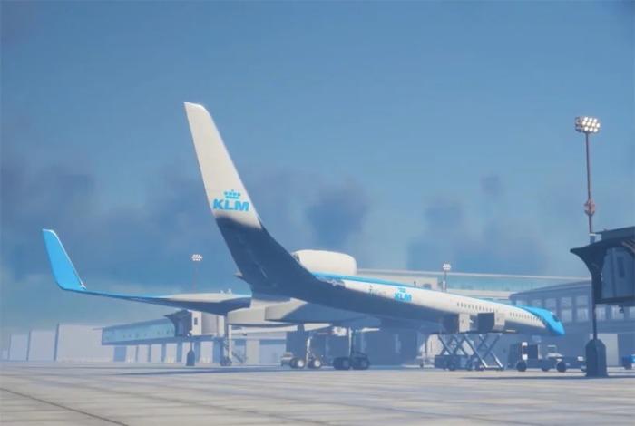 Сможет садиться в аэропортах. /Фото: jborder.ru.