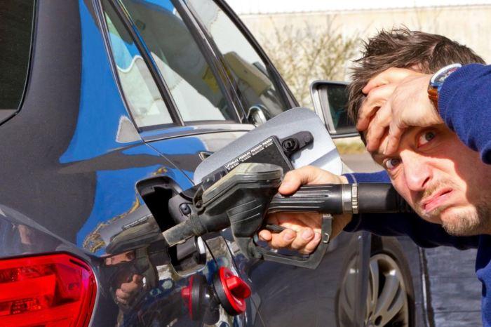 Плохой бензин всему виной. /Фото: drivenn.ru.