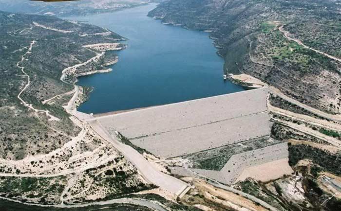 Нурекская ГЭС поражает своим масштабом.