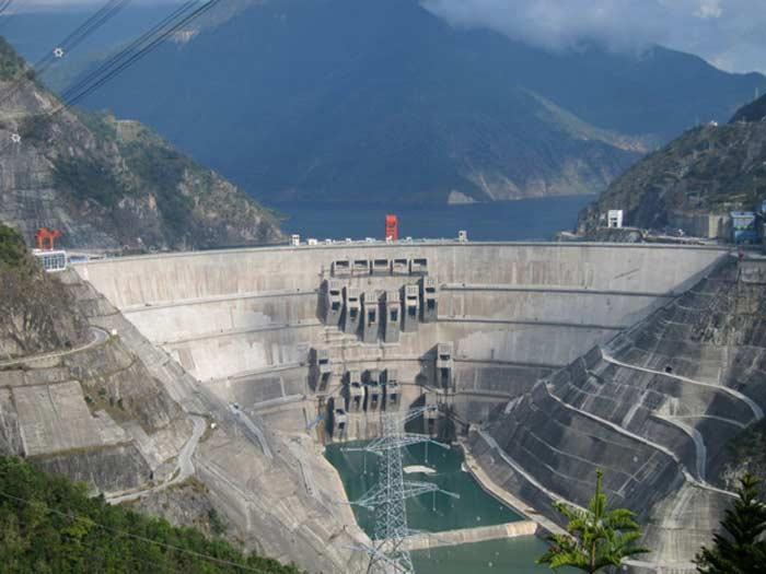 Самый амбициозный проект Китая - ГЭС Сяовань.