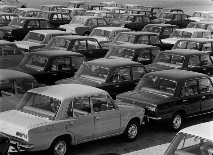 первые дизеля появились только в 1980-е. /Фото: drive2.ru.