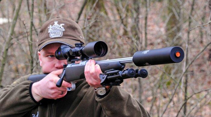 Так охотиться нельзя. /Фото: all4shooters.com.