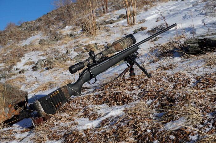 Охотников с нарезным оружием не очень любят. /Фото: popgun.ru.