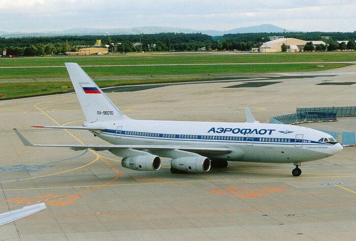 Большой и красивый самолет. /Фото: авиару.рф.