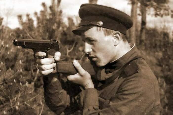 Для армии пистолет не сгодился. /Фото: vitalykuzmin.net.