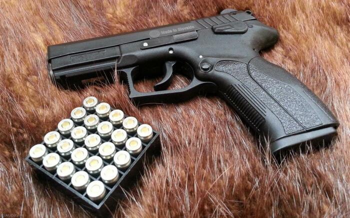 Травматический пистолет почти бесполезен. /Фото: ru.artsdot.com.