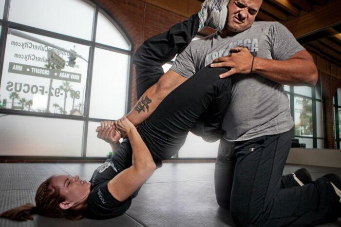 Еще неплохо работают быстрые ноги. /Фото: bezformata.com.