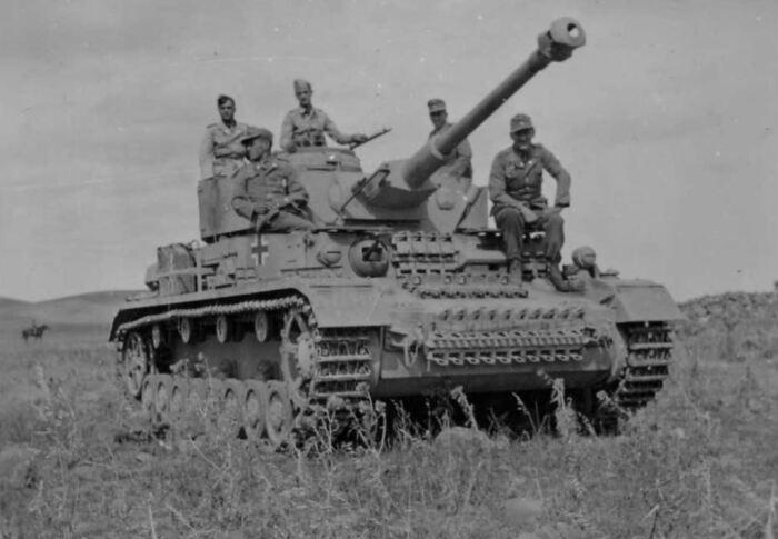 У большинства танков других стран экипаж был 5 человек. /Фото: worldoftanks.ru.