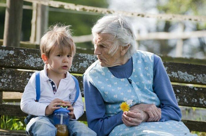 Малыши растут, старики усыхают. /Фото: gtrk-kostroma.ru.