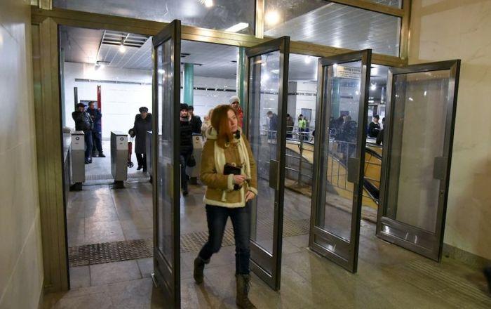 Такие двери нужны. /Фото: metronews.ru.
