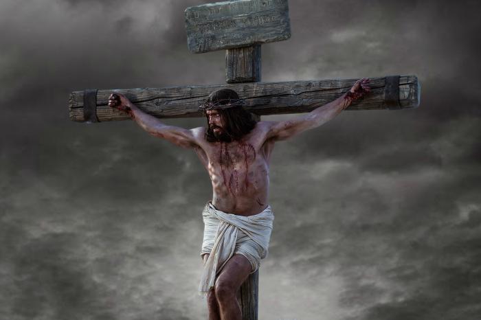 Христос был распят на восьмиконечном кресте. /Фото: sunnewsonline.com.