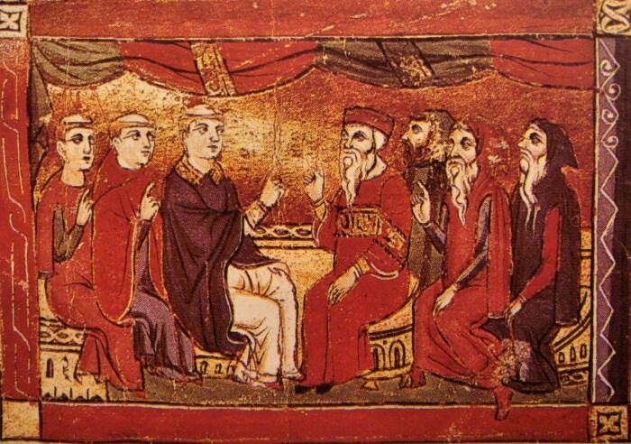 Все средневековье католики и православные были друг для друга хуже маргарина. /Фото: disgustingmen.com.