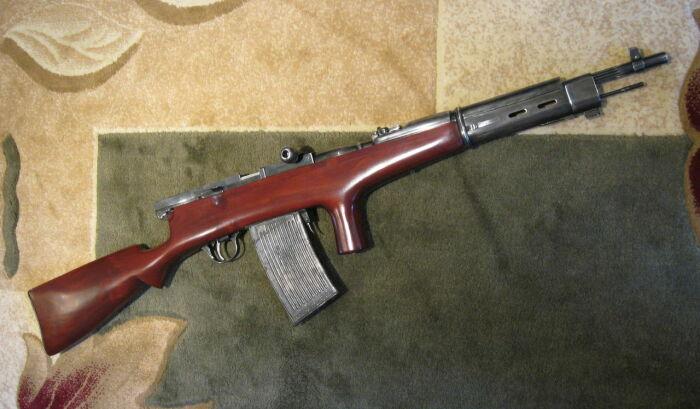 Автомат Федорова. /Фото: guns.allzip.org.