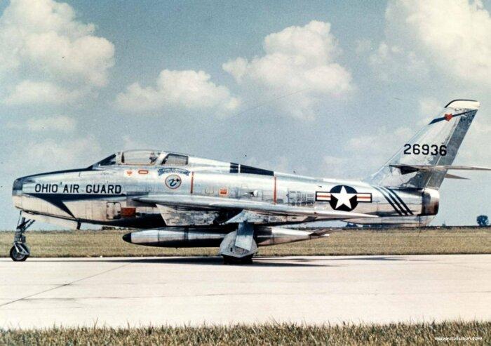 История самолета закончилась в музее. /Фото: weaponscollection.com.
