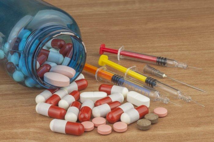 Любые подозрительные химикаты и медикаменты будут также конфискованы. /Фото: medaboutme.ru.