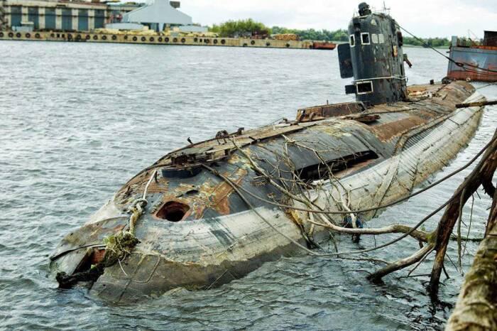 Перевернутся может любое судно. /Фото: topwar.ru.