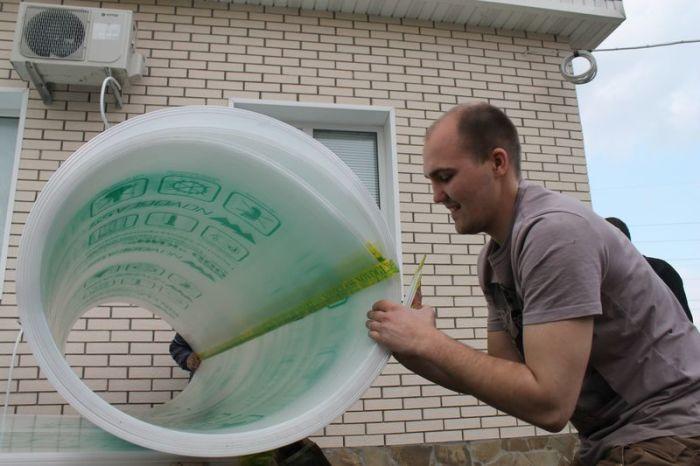 Не стоит перегибать. /Фото: moypolikarbonat.ru.