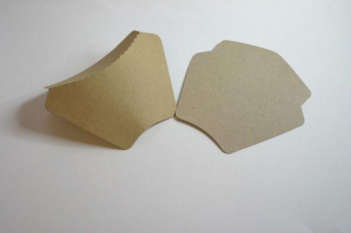 Такую картонку можно заменить втулкой от полотенца. /Фото: inforico.com.ua.