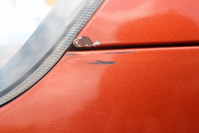 Отслеживаем дефекты. |Фото: drive2.com.