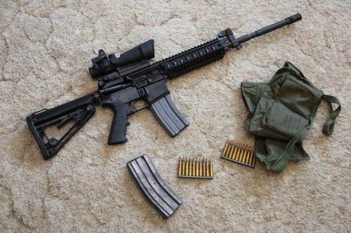 Рабочая лошадка армии США. /Фото: gunsamerica.com.