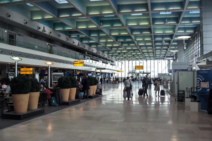 Аэропорт для пассажиров. /Фото: photo.airlines-inform.ru.