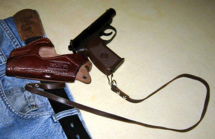 Специально для табельного оружия. /Фото: guns.allzip.org.