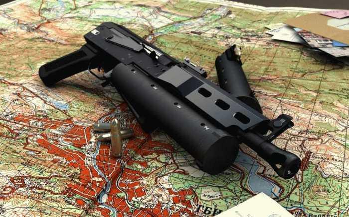 Для спецназа. /Фото: weaponland.ru.