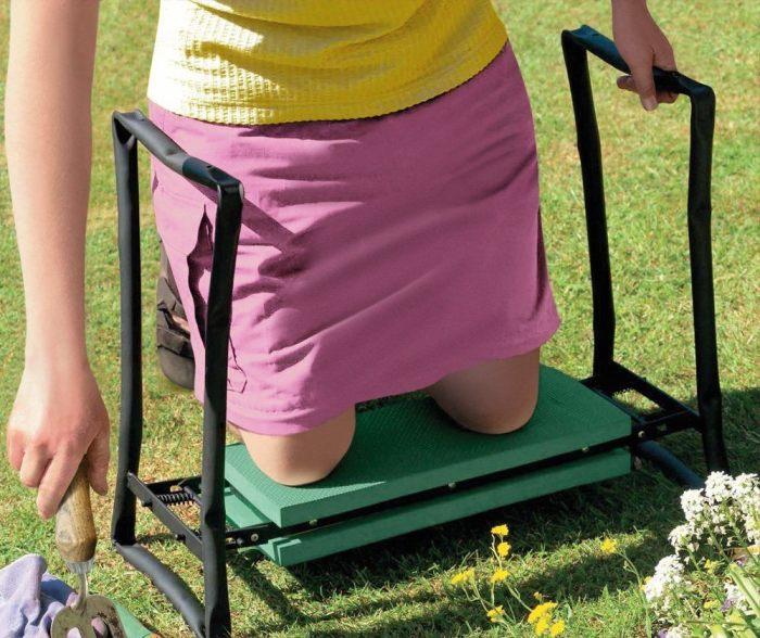 Очень удобно. /Фото: grasstrimmerreviews.co.uk.