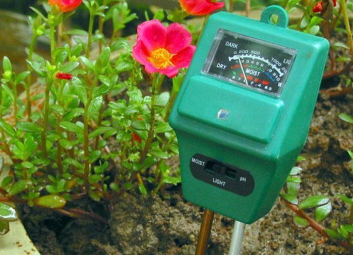 Влагометр - отличная штука. /Фото: afg-electionresults.org.