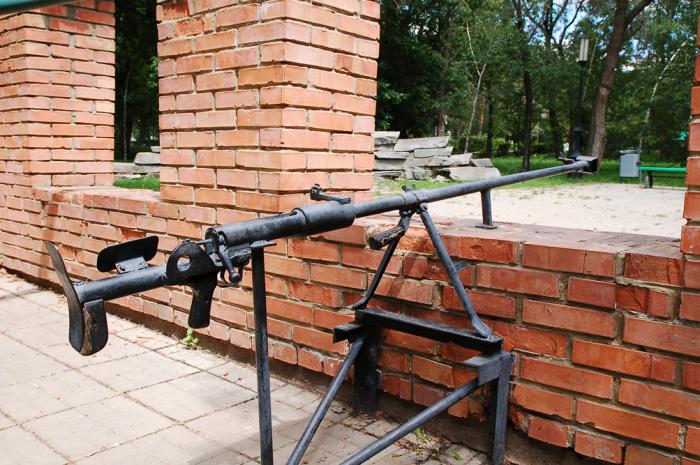 ПТР - были важнейшим средством от танков. /Фото: kpopov.ru.