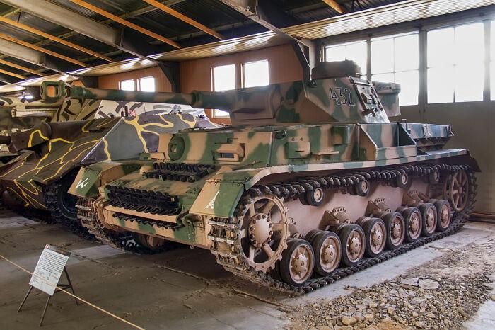 В 1941 году немецкие танки вполне останавливались ружьями. /Фото: arsenal-info.ru.