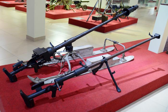 Но броня становилась все толще и потребовалось новое ружье. /Фото: kpopov.ru.