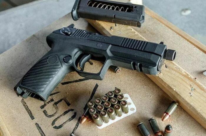 Разработку пистолета начали в 2014 году. /Фото: gunsfriend.ru.