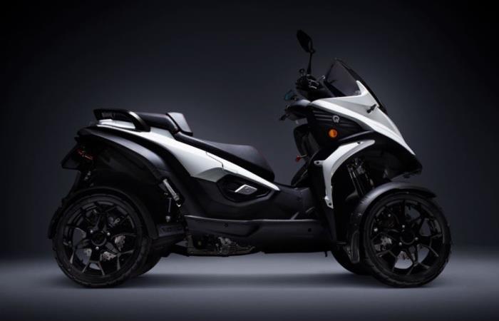 Скутер E-Qooder будет во всем лучше оригинала.