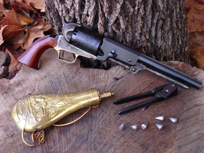 Самый крутой револьвер.