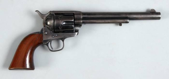 Любимое оружие техасских рейнджеров.