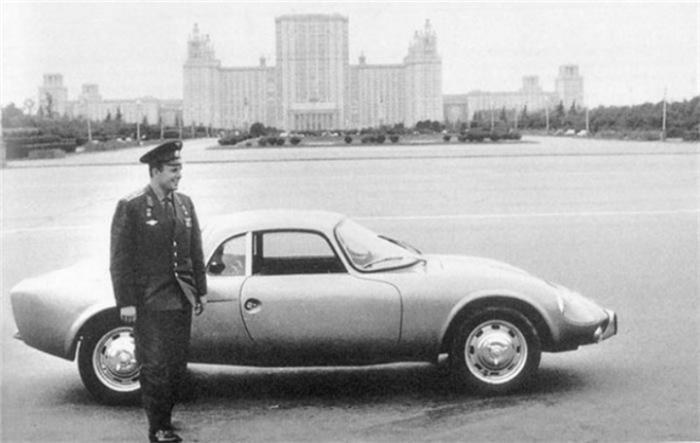 Подарок Гагарину.