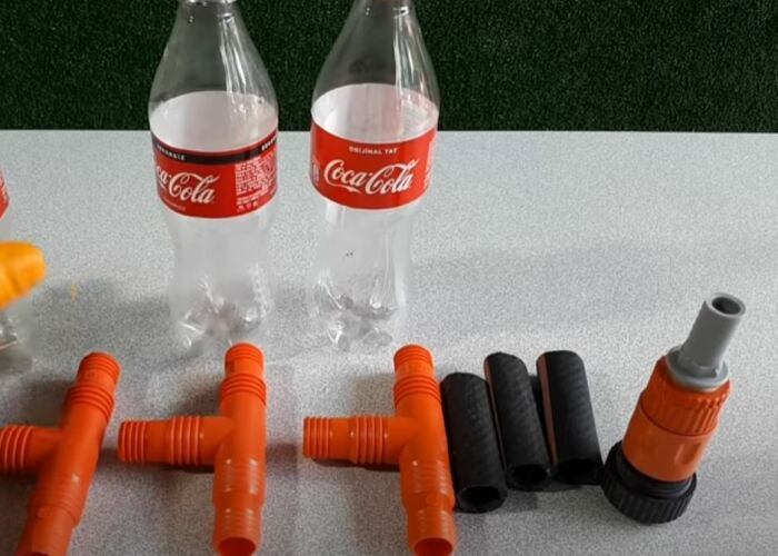 Все, что понадобится для работы. /Фото: youtube.com.
