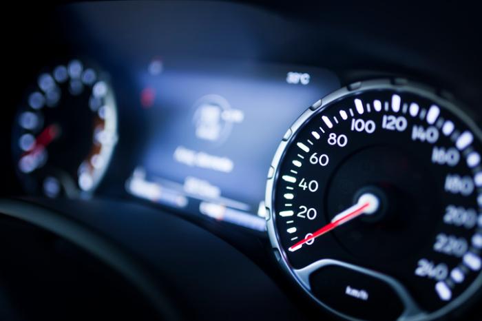 Аппаратура не занижает, а завышает скорость. /Фото: diainsurance.co.uk.