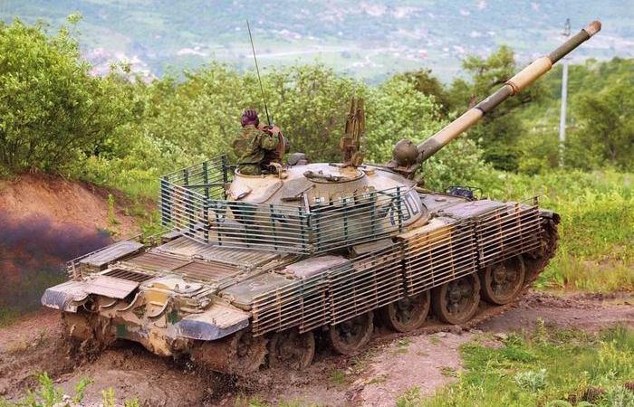 Зачем танку на броне нужна какая-то решетка