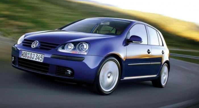 Автомобиль Volkswagen Golf неизменно хорош. |Фото: ex54.ru.