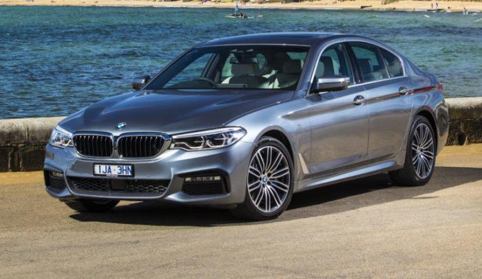 А вот BMW 5-Series не так хорош, как многие думают. |Фото: avtorinok.ru.