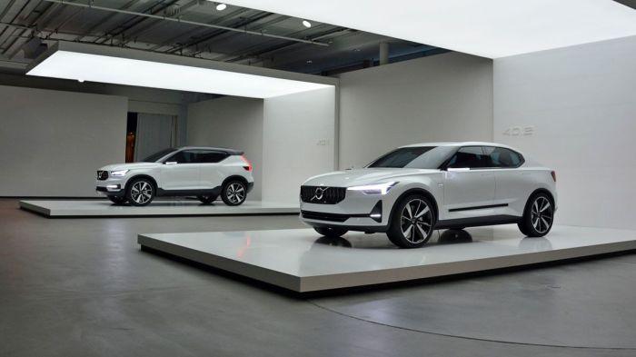 Большинство Volvo 40-series эксперты похвалили. |Фото: yahoo.com.